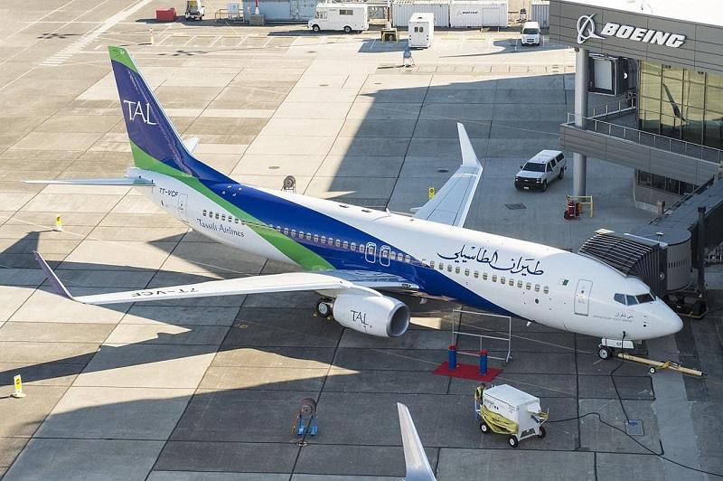Du lundi 9 septembre 2019 et jusqu'au 15 septembre 2019, Tassili propose un vol quotidien entre l'aéroport de Paris-Orly et celui d'Alger - Crédit photo : Tassili