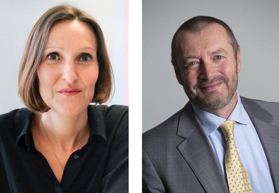 Florence Calla et Bertrand Visconti deviennent directeurs des ventes sur le Marché France - Crédit photo : Air France
