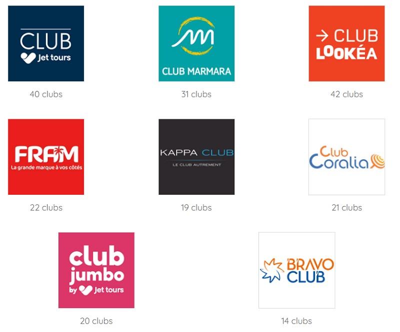 Les clubs Labellisés - DR