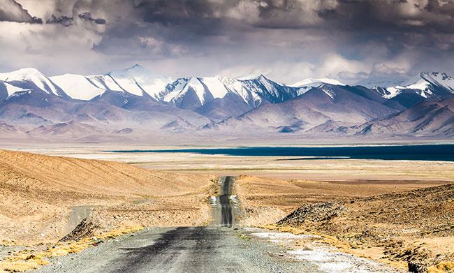 Parmir Highway, Tadjikistan