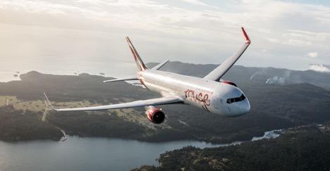 La ligne Bordeaux - Montréal sera opérée par Air Canada Rouge en B767-300 - DR