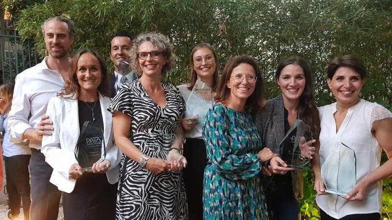 Les lauréats de la première édition des PATA Awards - DR