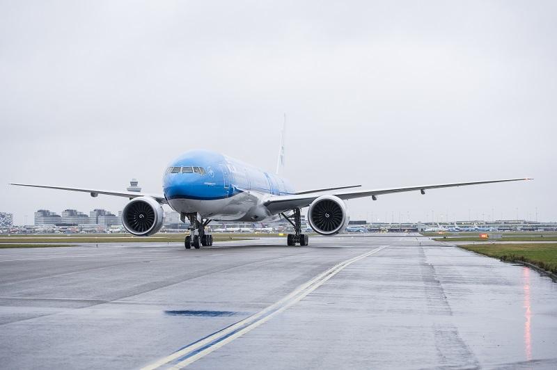 KLM envisage tout bonnement d'arrêter progressivement les lignes aériennes entre Bruxelles et Amsterdam Schiphol - Photo KLM