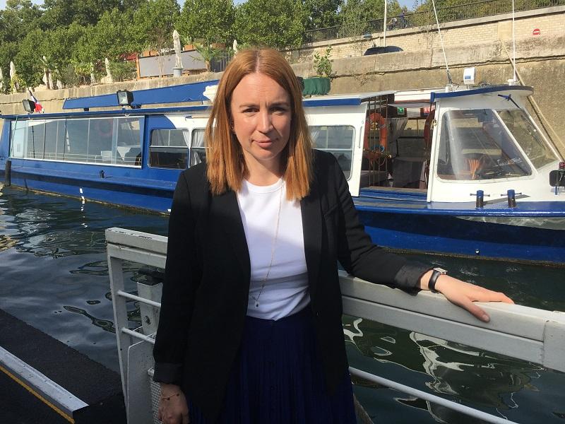 Florence Beyaert, présidente du directoire de Paris Experience Group. - CL