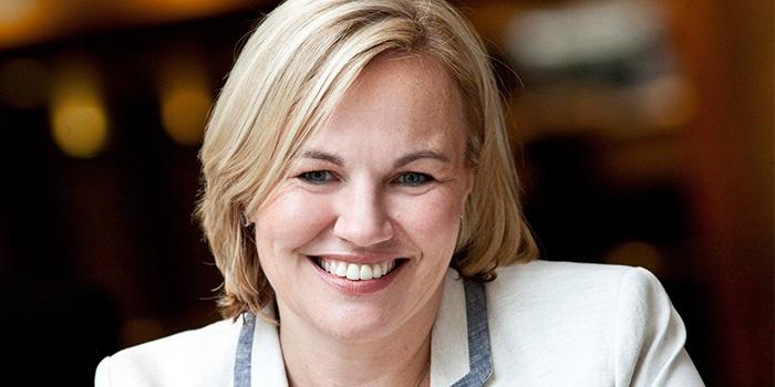 Phillipa Harrison est la première femme à la tête de l'organisation touristique nationale - DR : Tourism Australia