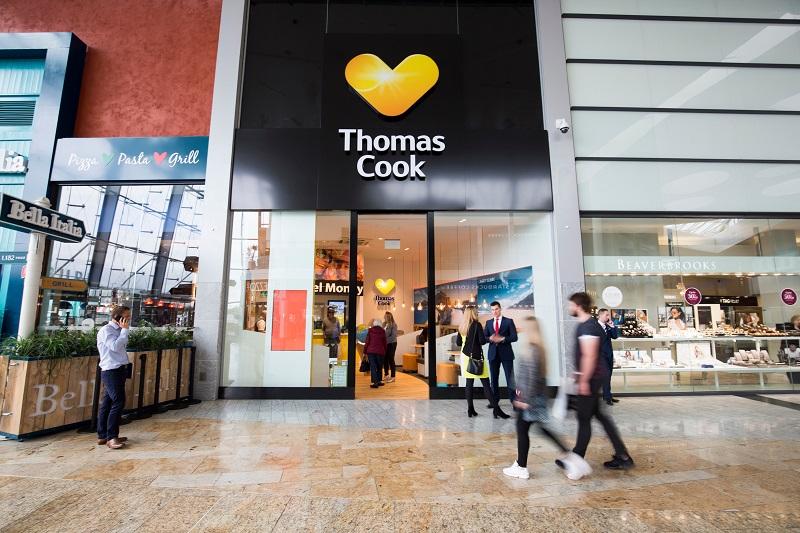 Si les partenaires distributeurs pourraient se retrouver en mauvais posture, il en est de même pour les tour-opérateurs - DR : Thomas Cook