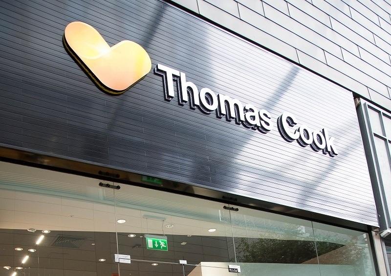 """""""La situation du Groupe Thomas Cook n'entraîne cependant pas l'insolvabilité immédiate de Thomas Cook France,]b dont l'avenir reste conditionné à certains paramètres et différentes mesures conformément à ce que prévoit strictement la loi française dans un tel contexte."""" - Photo Thomas Cook Group"""