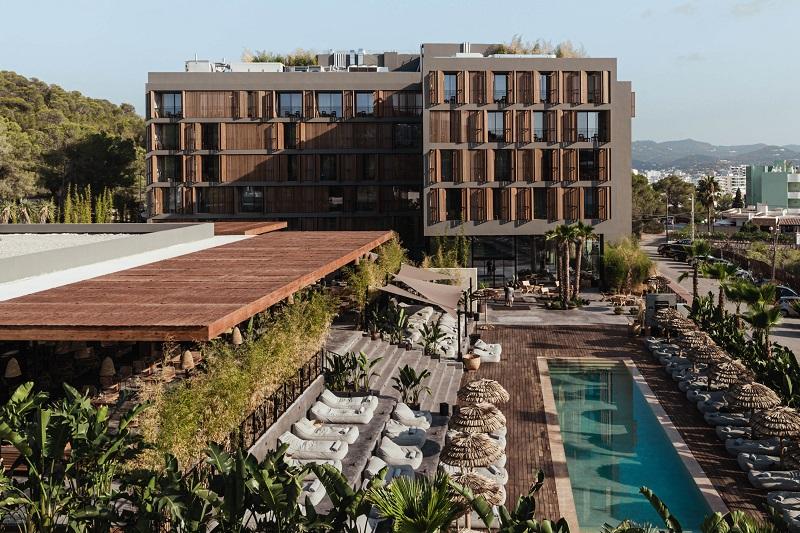 L'hôtel Casa Cook Ibiza, récemment ouvert aux Baléares - DR : Thomas Cook