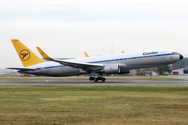 Pas moins de 380 millions ont été accordés sous la forme d'un prêt-relais à Condor - Crédit photo : Condor