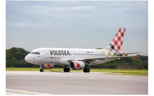 Volotea a fait voyager 1,3 million de personnes, sur les 83 lignes au départ des aéroports français - Crédit photo : Volotea