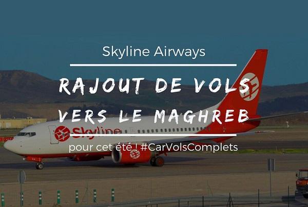 Quand nous appelons le service client au numéro attribué à Skyline Airways, nous n'obtenons aucune réponse, ni tonalité - DR