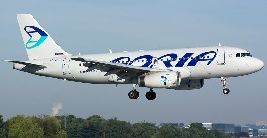 Adria Airways est la compagnie nationale de Slovénie - Photo TripAdvisor