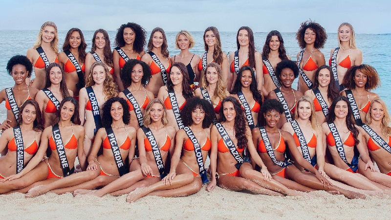 miss france les 30 candidates s 39 envoleront pour tahiti. Black Bedroom Furniture Sets. Home Design Ideas