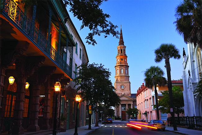 Saviez-vous que Charleston, en Caroline du Sud, avait elle-même son Quartier Français ? - DR Brand USA