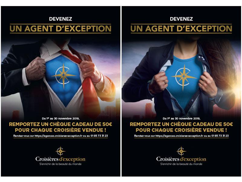 L'opération « Un agent d'exception » a lieu du 1er au 30 novembre 2019