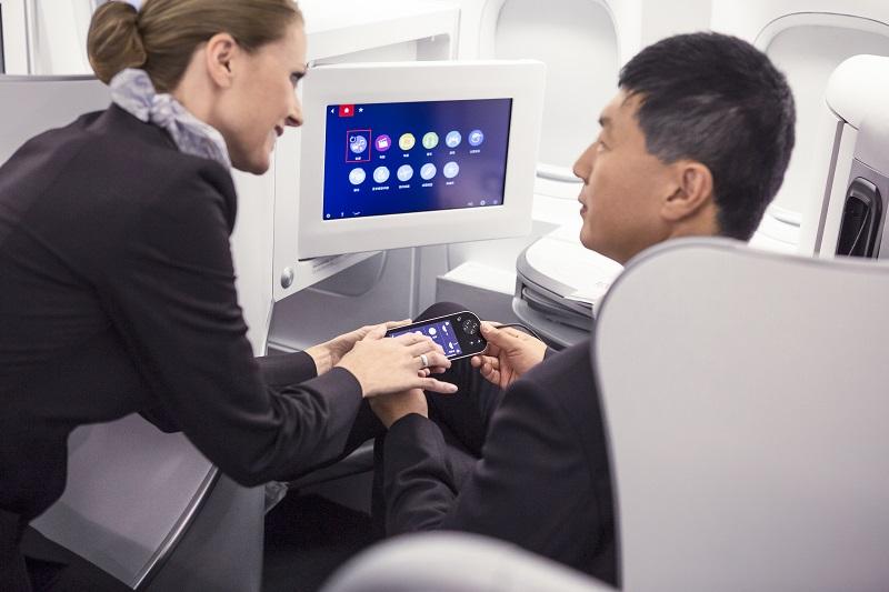 Air France recrute chaque été des Personnels complémentaires de bord (PCB) sur ses vols long-courriers, dont la mission est de seconder le Personnel navigant commercial (PNC) sur les fonctions commerciales et le service client - DR : Air France
