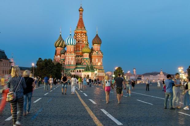 Cathédrale Saint-Basile-le-Bienheureux de Moscou - crédit photo: @Pixabay