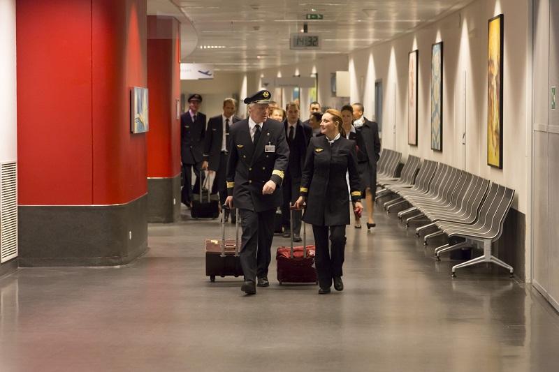 La filière cadets est accessible sous conditions dès le baccalauréat et sans expérience préalable de pilotage - DR : Air France