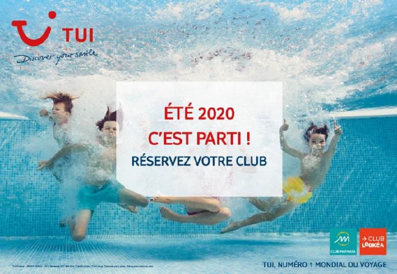 TUI France : ouverture des ventes estivales 2020