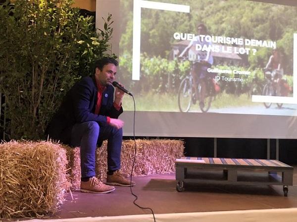 L'ADEME doit rendre un rapport sur le tourisme durable au gouvernement, Guillaume Cromer entend suivre les actions et des décisions - Crédit photo : compte Twitter @GiomCromer