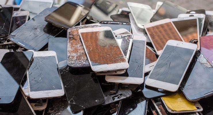 L'utilisation, et surtout la fabrication, de nos objets numériques représenteraient 4% des émissions de CO2 mondiales © DR