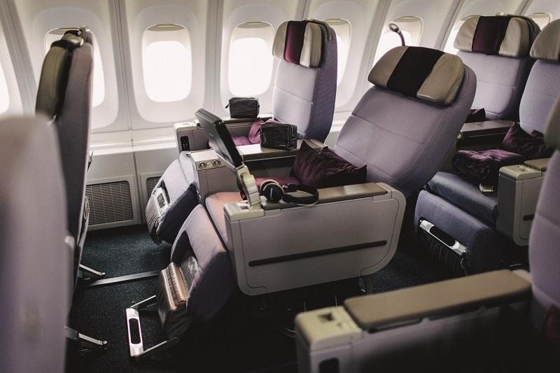 Les compagnies aériennes mondiales se ruent maintenant sur le concept du moment : les classes premium - DR : Corsair