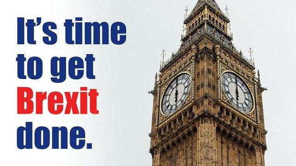 Boris Jonhson a demandé à l'Union européenne de statuer sur un report ou non du Brexit fixé au 31 octobre 2019 - Crédit photo : compte Twitter @Conservatives