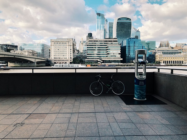 Timescope, la start-up spécialisée dans les voyages dans le temps vient d'installer des bornes à Londres et bientôt Hambourg - Crédit photo : site Somewhereelse