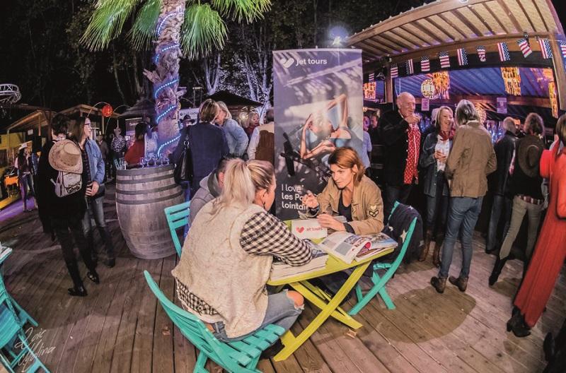 Ellipse Voyage organise plusieurs rendez-vous chaque année dont une grande soirée clients - Photo Ellipse Voyage