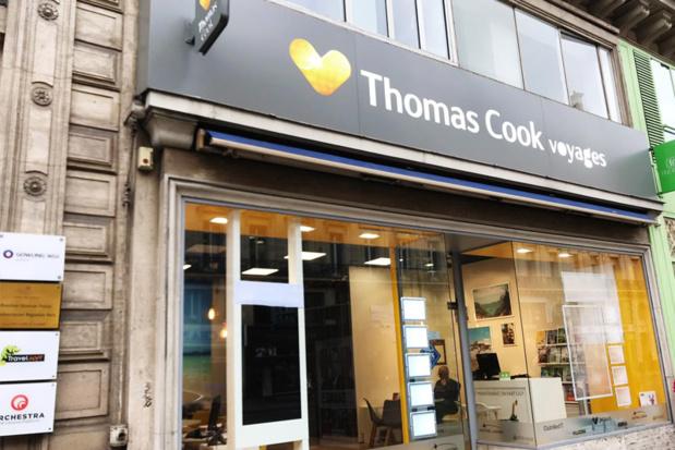 Thomas Cook a été racheté 11 millions de livres par le chinois Fosun /crédit photo Pierre Georges