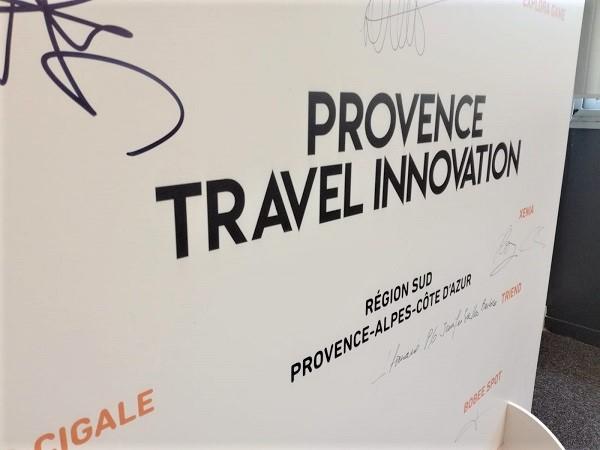 Provence Travel Innovation (PTI) peut dorénavant proposer un hébergement à ses start-up, une avancée qui permettra de structurer l'activité - Crédit photo : RP
