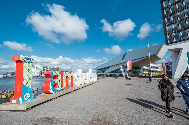 La destination Pays-Bas a annoncé qu'elle consacrerait son énergie à gérer la destination plutôt qu'à la promouvoir. Seules les régions méconnues feront l'objet d'une campagne à l'international - DR : Koen Smilde, iamsterdam.com