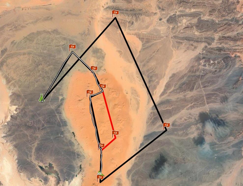 Etape 3 dans les Dunes pour la Team 137 !