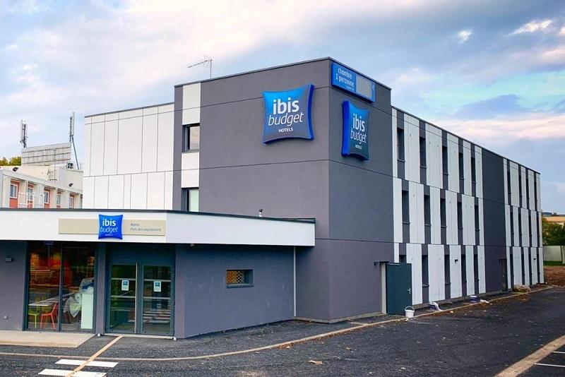 L'Ibis Budget Reims Parc des Expositions dispose de 62 chambres  - DR