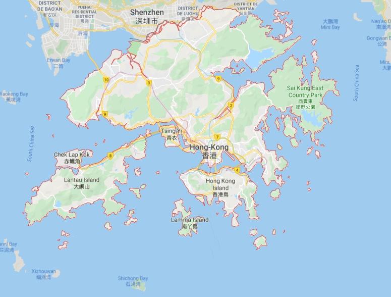Hong Kong : le MAEA recommande de se tenir à l'écart de tout rassemblement et de suivre les consignes des autorités locales - DR