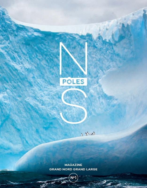 Grand Nord Grand Large édite un magazine dédié au monde polaire