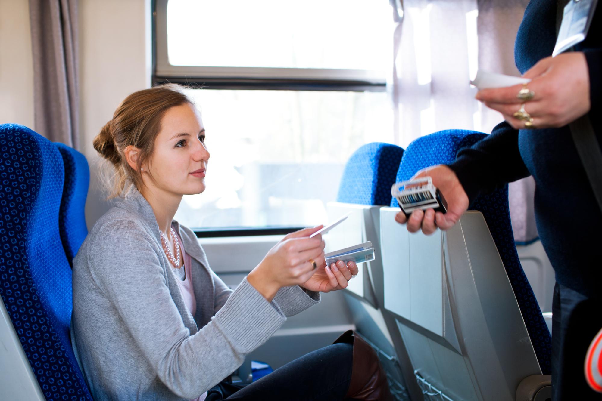 La Cour européenne a statué sur le droit des passagers empruntant un train sans billet et victime de retards et annulations de leur voyage - DR : DepositPhotos