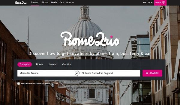 L'ex-GoEuro vient en effet de dévoiler l'acquisition de Rome2rio, une plateforme australienne comptabilisant plus de 18 millions d'utilisateurs par mois - Crédit Photo : Rome2rio