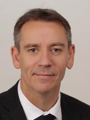 Agé de 53 ans, M. Christophe PAROIS a une longue carrière dans le développement d'entreprises d'assistance aéroportuaire pour la gestion du fret et des passagers des compagnies aériennes. - DR