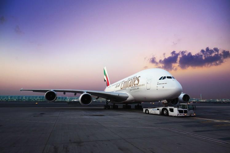 """""""L'année fiscale en cours semble offrir de meilleures perspectives de rentabilité pour Emirates"""" explique GlobalData - Crédit photo : Emirates"""