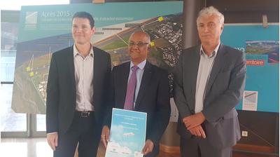 Air Austral ouvrira le premier centre de simulation de vol de l'Océan Indien - Crédit photo : Air Austral