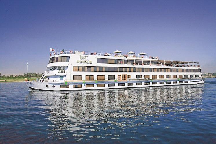 Le navire peut accueillir 106 passagers (50 cabines de 20 m2) - DR : CroisiEurope