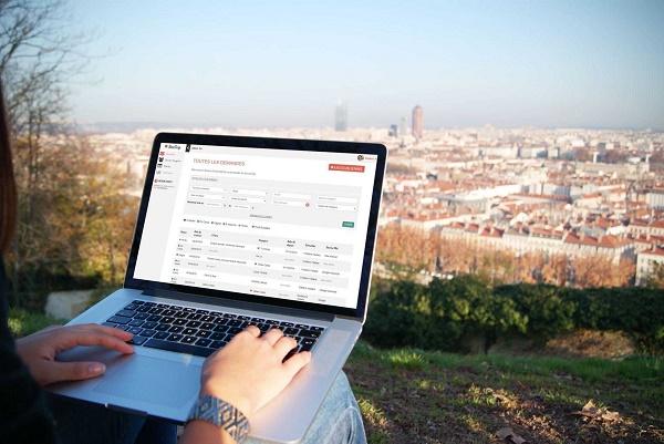 La start-up BeeTrip a déjà vendu 60 licences pour un objectif de 300 en 2020 - Crédit photo : BeeTrip