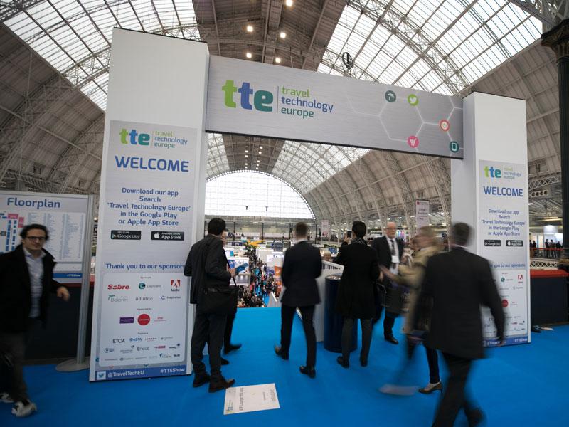 Travel Technology Europe à l'Olympia de Londres