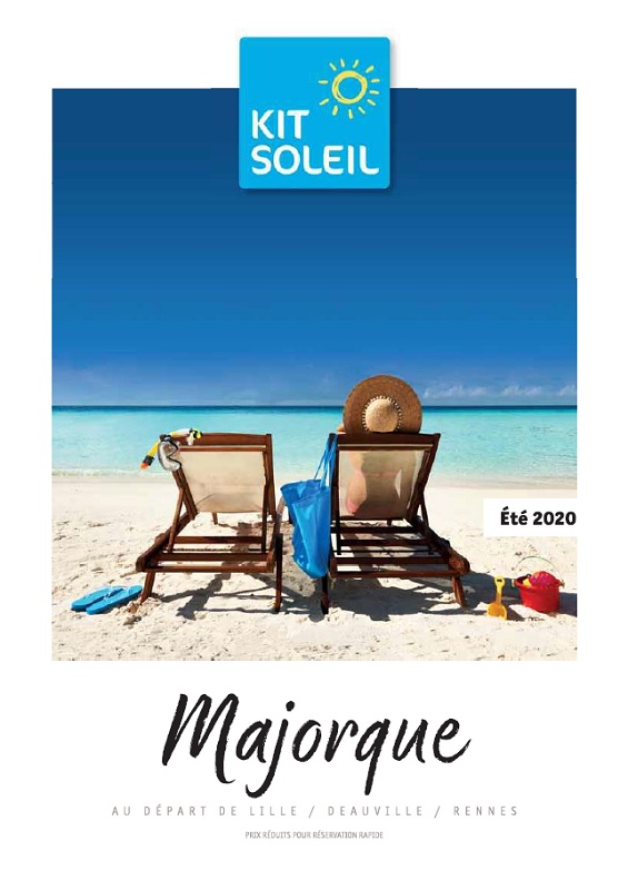 Kit Soleil propose 14 hôtels dans sa brochure 2020 - DR : Kit Voyages