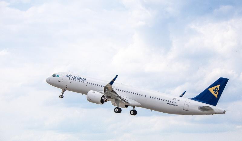 Les vols décolleront d'Almaty à 14h15 et arriveront à Paris à 18h00, avant de repartir à 19h20 pour arriver à Almaty à 06h35 le lendemain. Les temps de vol seront respectivement de 7 heures 45 minutes et 7 heures 15 minutes. - DR Air Astana
