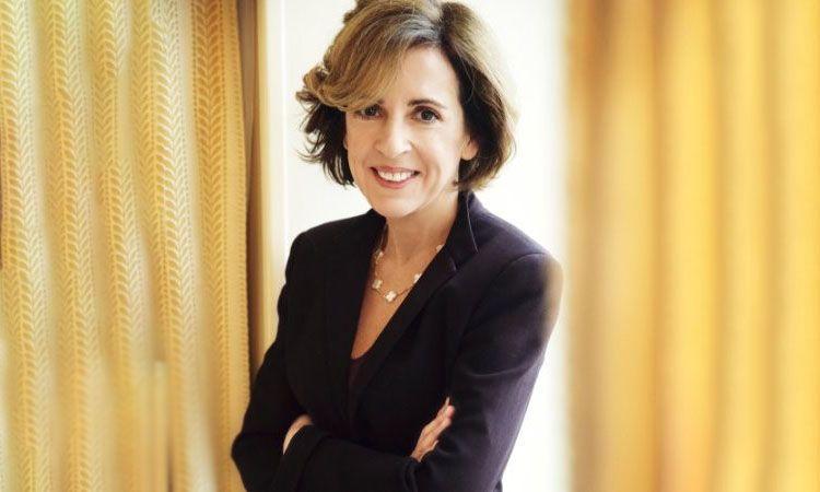 Angela Brav Présidente de la division Internationale de Hertz - DR