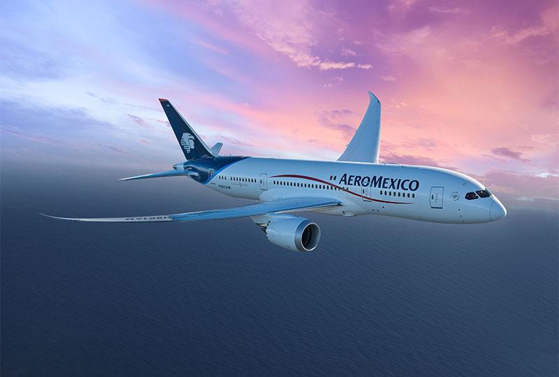 Boeing 787 d'Aeromexico