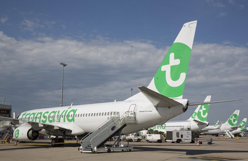 A partir du 3 avril 2020, Transavia va lancer 14 nouvelles lignes depuis l'aéroport Montpellier - Photo Transavia