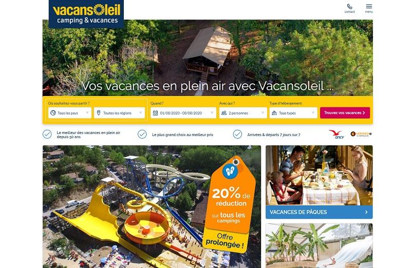 Vacansoleil se retire donc, en tant que propriétaire, de ses propres campings Iris Parc (4 en France et 1 au Luxembourg) - DR : Vacansoleil